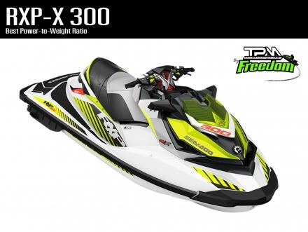 SEADOO RXP-X300 ปี2016