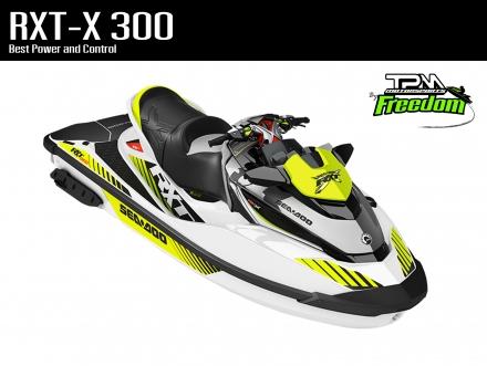 SEADOO RXT-X300 ปี2016
